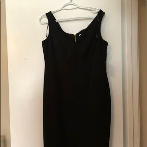 💙💙 Calvin Klein NWT black cocktail dress